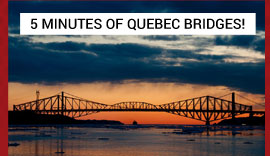 Norm Autos is 5 minutes from the Quebec bridges